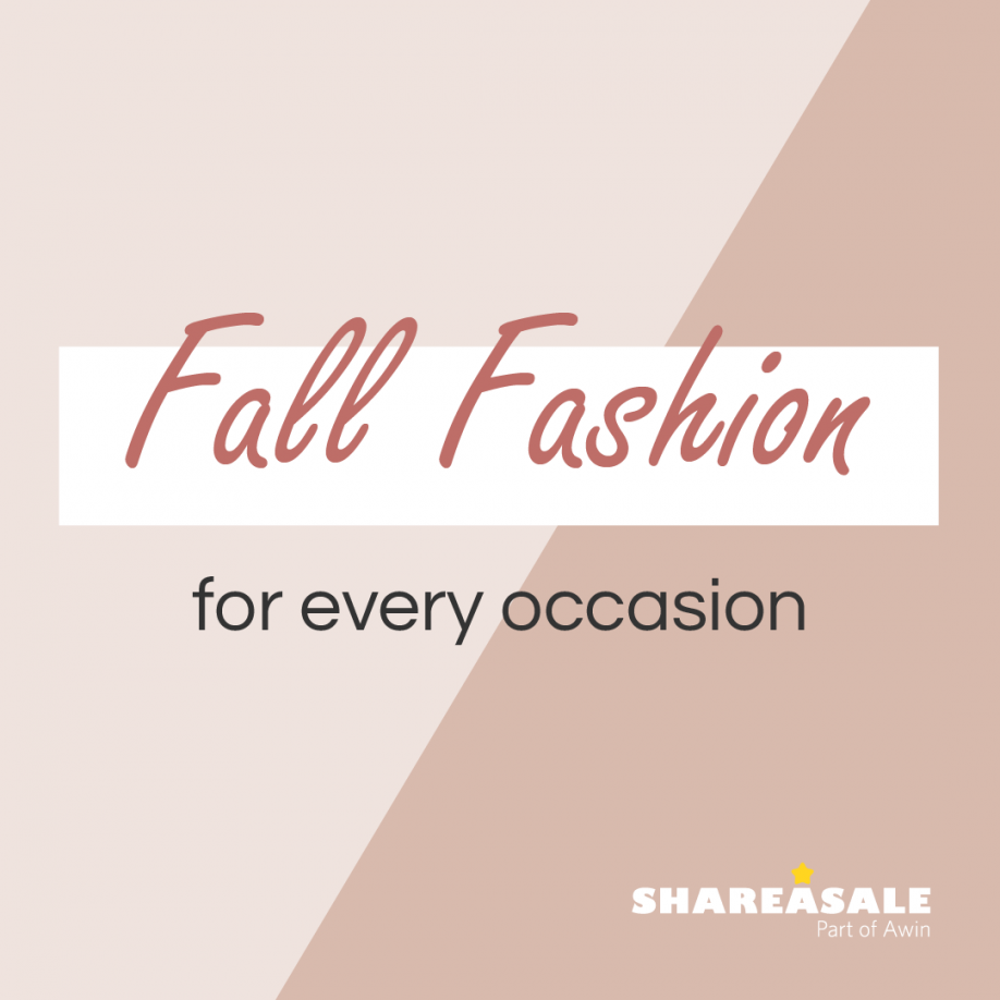 #FunFriday: Women's Fall Fashion For Every Occasion