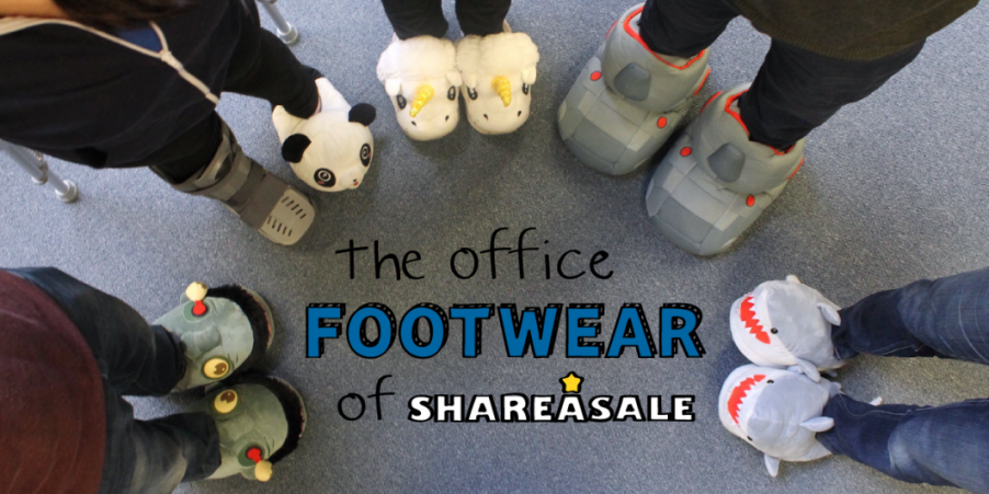 ShareASale: A Day in our Shoes