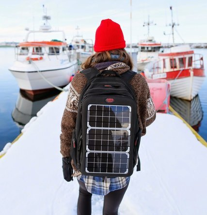 Backpacks That Can Power Our Mobile Devices