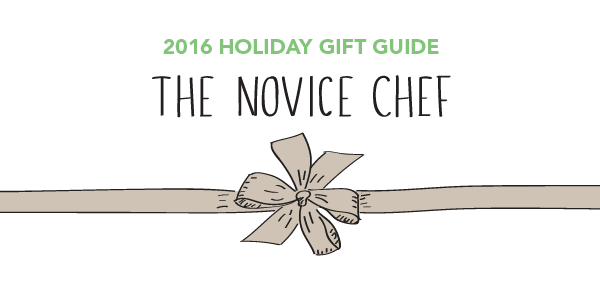 #GiftGuides: Gifts for the Novice Chef