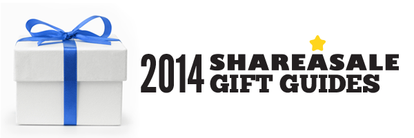 ShareASale's 2014 Gift Guides