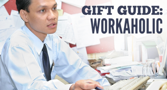 #GiftGuides for Affiliate Marketers - Workaholic