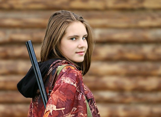 Do your kids like hunting with you?