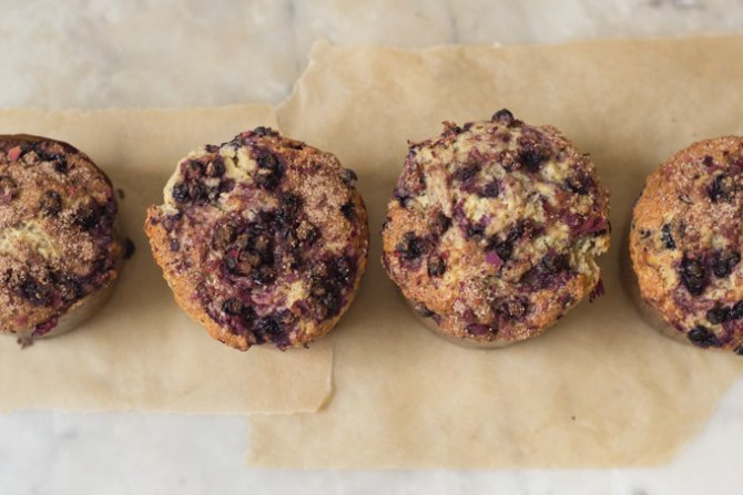 Nine Great Muffin Recipes - Lovely