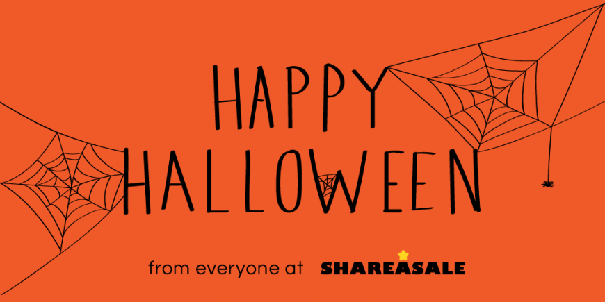 ShareASale Does Halloween