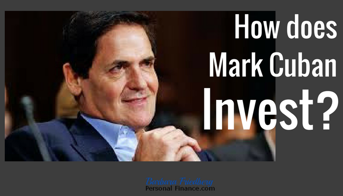 Get the Back Story About How Mark Cuban Invests