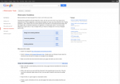 Google Search Engine References and Information