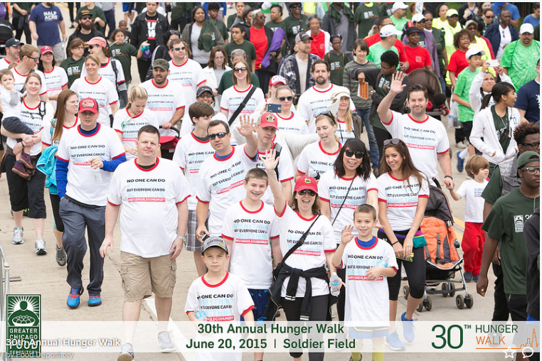 ShareASale Participating in Chicago Hunger Walk - ShareASale Blog