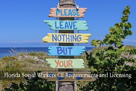 how to become a social worker in florida