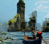 Submerged For PlayStation 4 Is Revealed