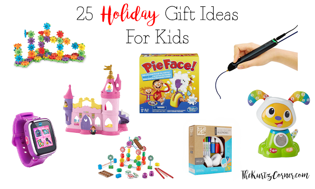 25 Christmas Gift Ideas For The Kids