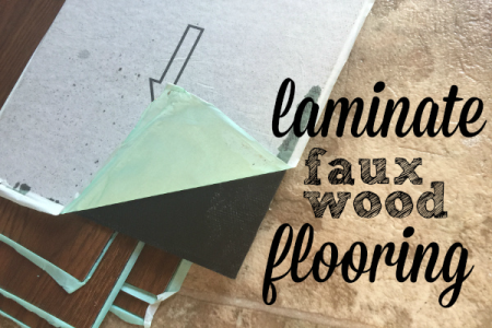 A Great Tutorial About Laminate Flooring Plank