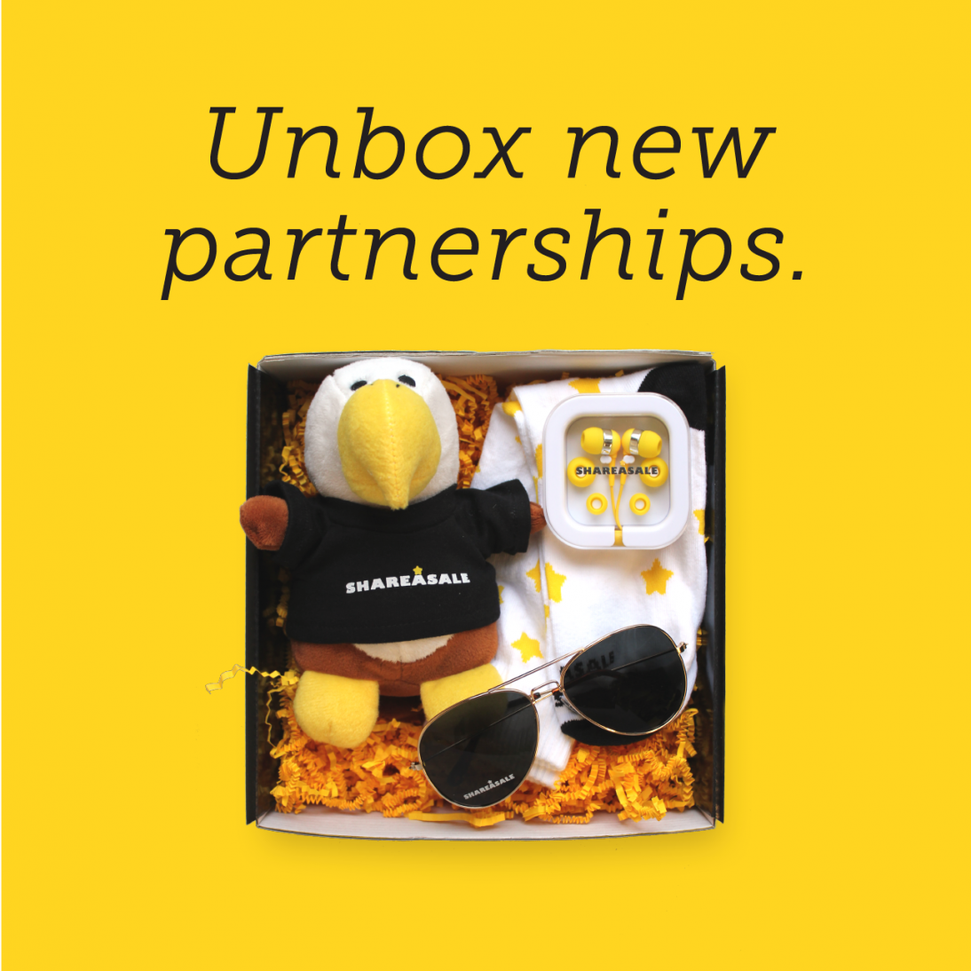 Get Your ShareASale Merchant Discovery Box!