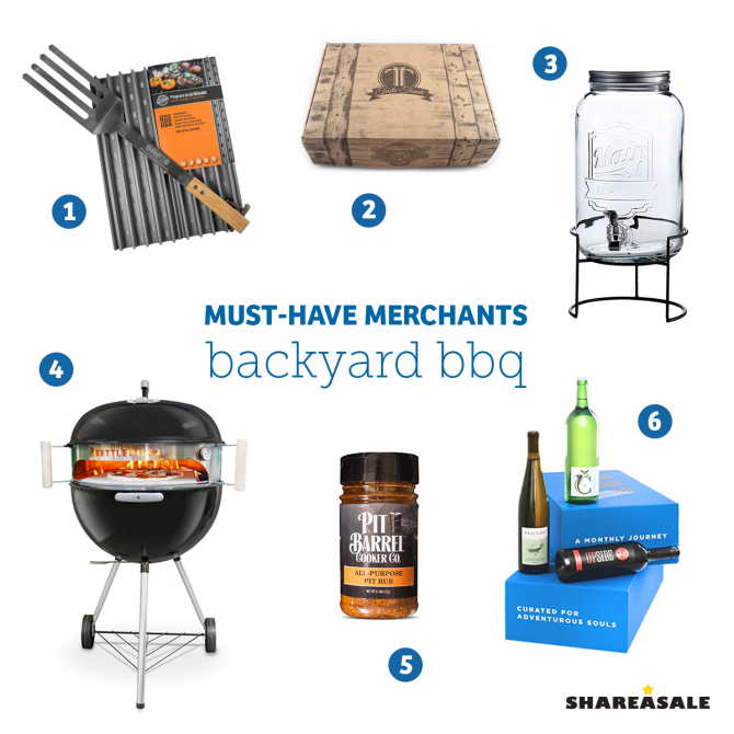 Must-Have-Merchants: Backyard Barbeque