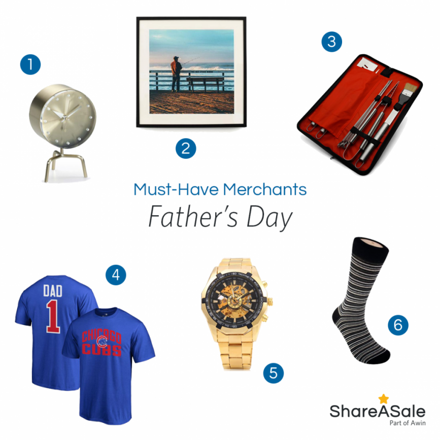 Must Have Merchants: Gifts for Dad