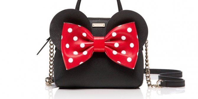 Kate Spade and Disney ! Oooh! Interesting