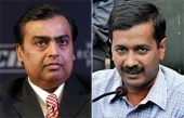 How capitalist control the country? - A letter by Arvind Kejriwal to Mukesh Ambani