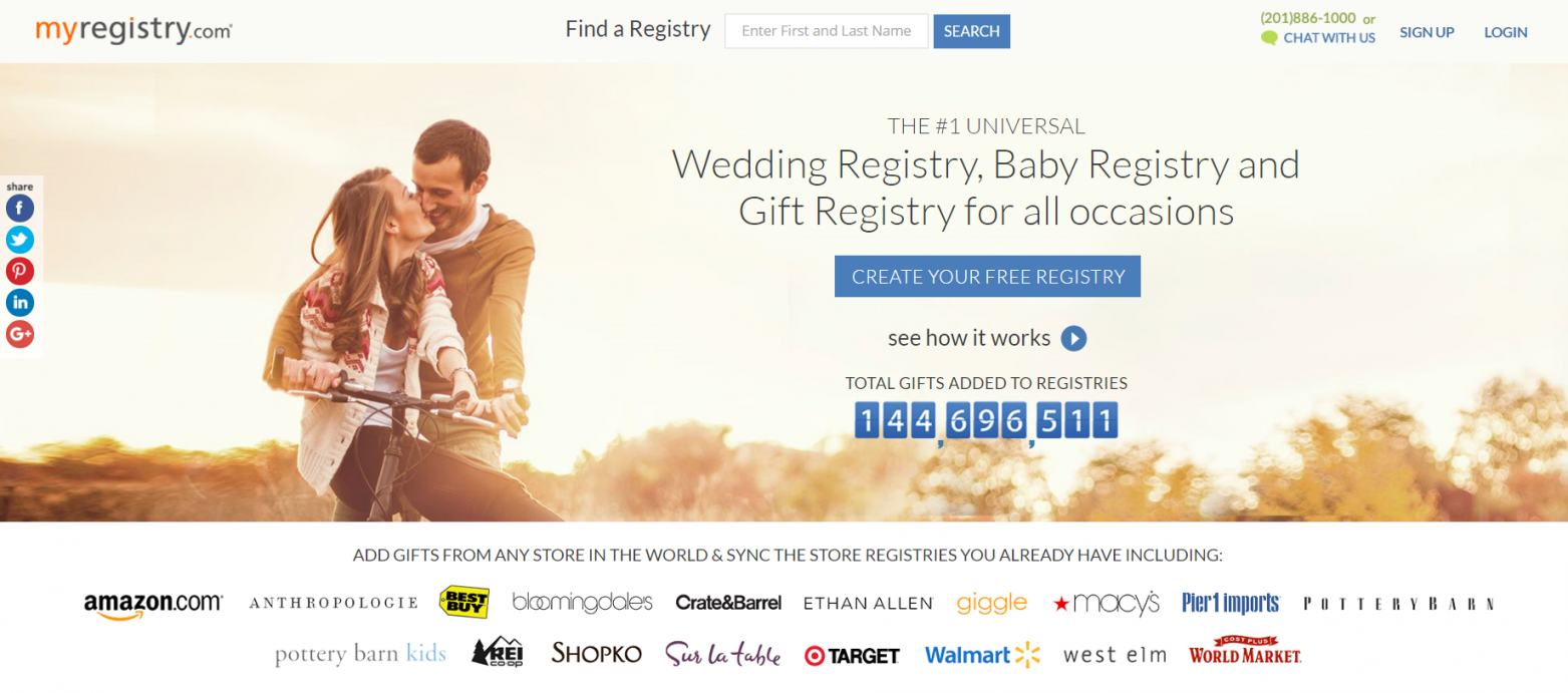 Rockstar affiliate myregistry shareasale blog our ceo realized that there was a void in the marketplace for a gift registry that can cross borders between stores and give the consumer whatever they want junglespirit Image collections
