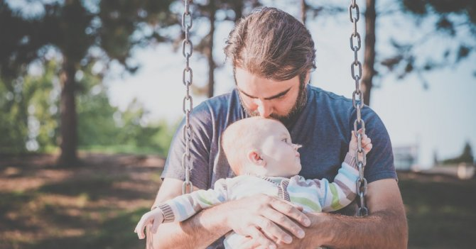 Do Fathers To Be, Get The Baby Blues?