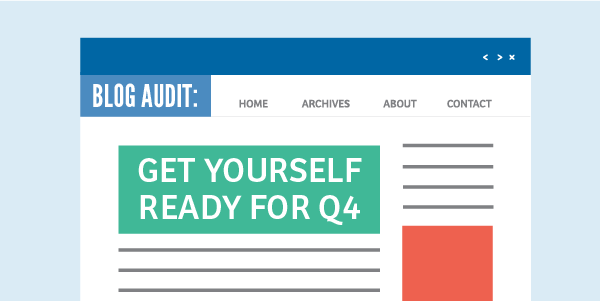 Blog Audit: Get Your Blog Ready for Fall & Winter - ShareASale Blog