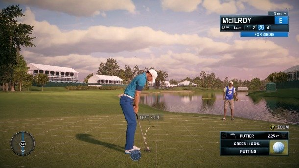 Customize PGA Tour To Play Like Rory McIlroy