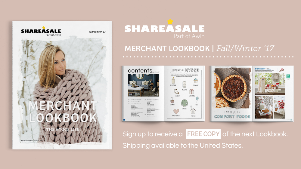 ShareASale Fall/Winter Lookbook Released!
