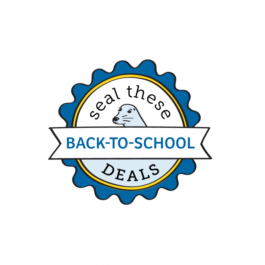 Seal These Deals: Back To School