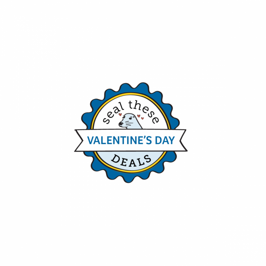 Seal These Deals: Valentine's Day