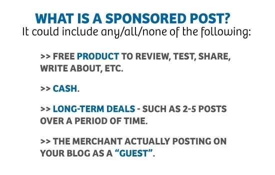 #HowTo - How to Value your Blog for Sponsored Posts - ShareASale Blog