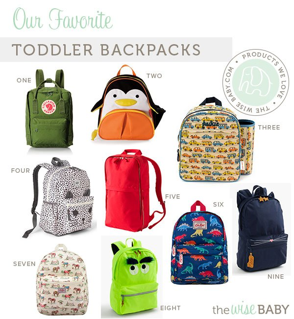 Really Cute Toddler Backpacks