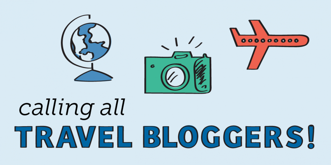 Calling all Travel Bloggers!