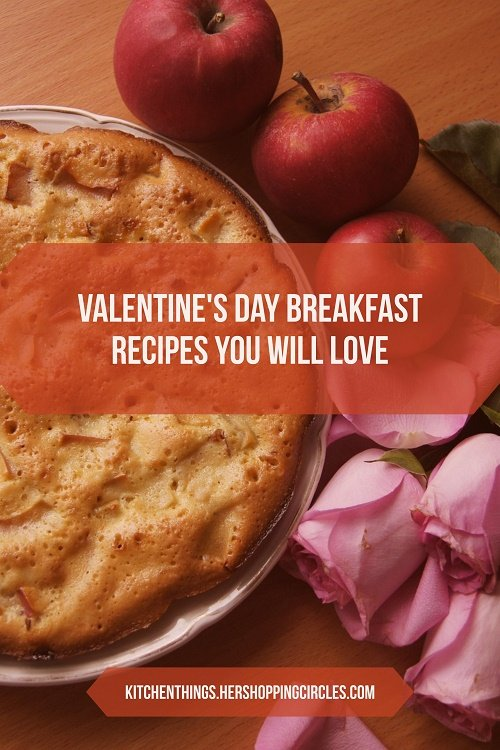 Valentine's Day Breakfast Recipes You and Your Sweetie Will Love