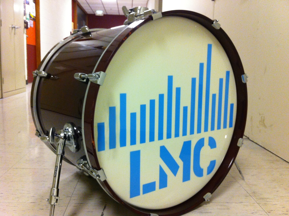 The LMC Bass Drum