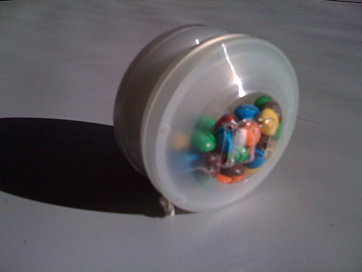 M&M Yoyo (MIT 2.008)