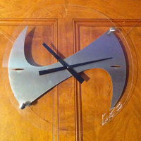 My First Clock (Spring 2008)