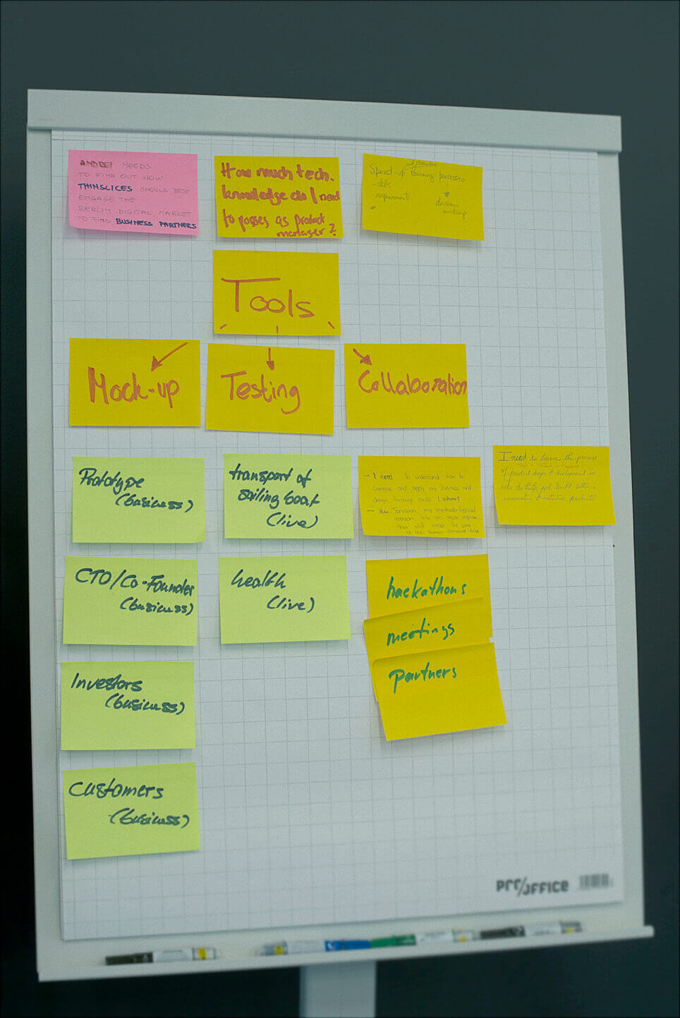 Berlin Workshop on Agile Partnerships