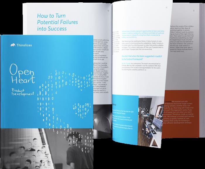 "eBook ""Open Heart Product Development"""