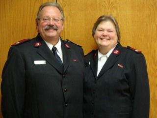 Sioux Falls Commanding 