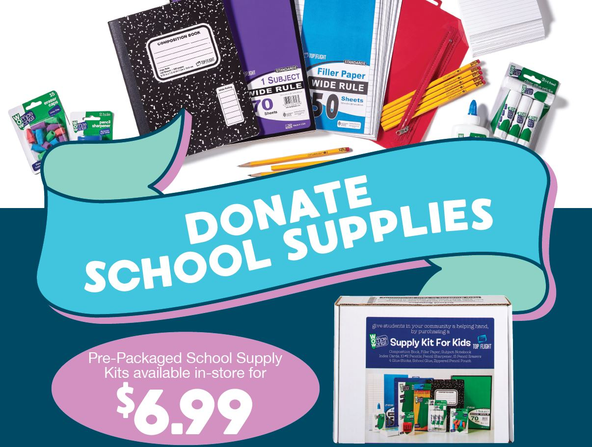 Milwaukee County - Pick \'n Save to Become School Supply Donation ...