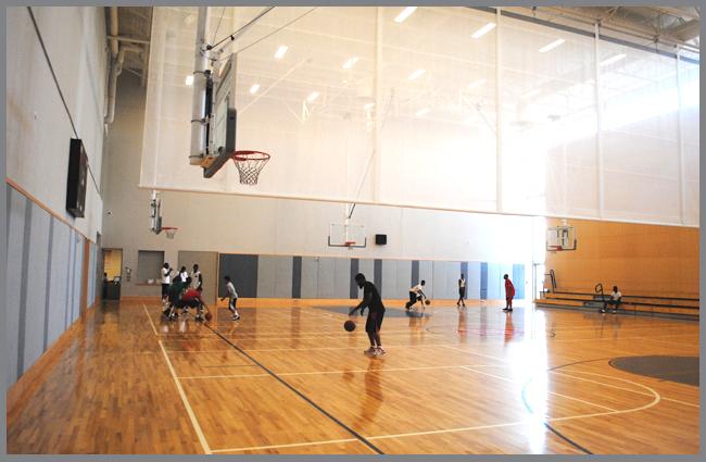 Kroc Center Of Philadelphia Gym4