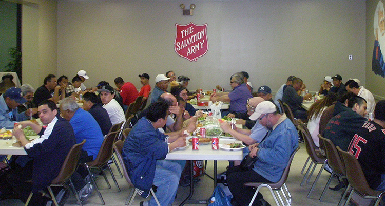 The Salvation Army Union City Corps Community Meal