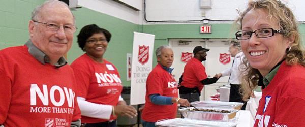 Salvation Army Volunteer Soup Kitchen Wow Blog