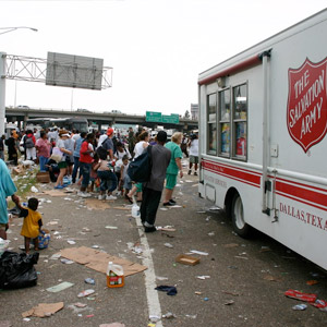 The Salvation Army USA: Eastern Territory - Katrina: 10 ...