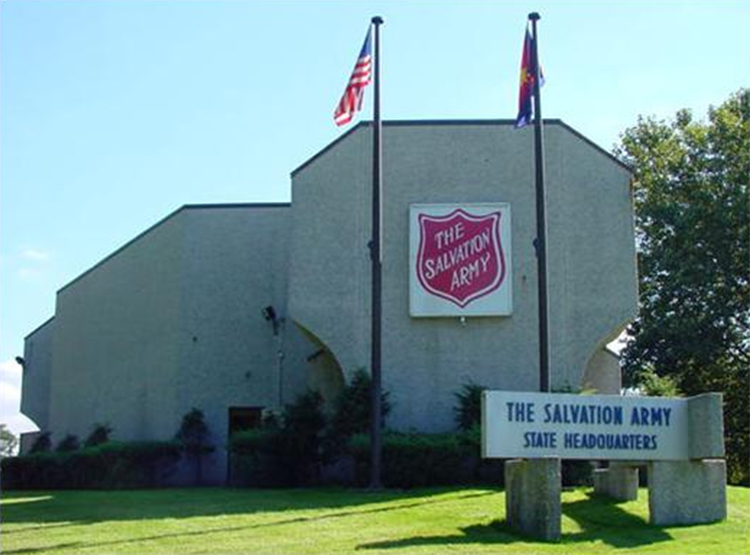 The Salvation Army in New Jersey