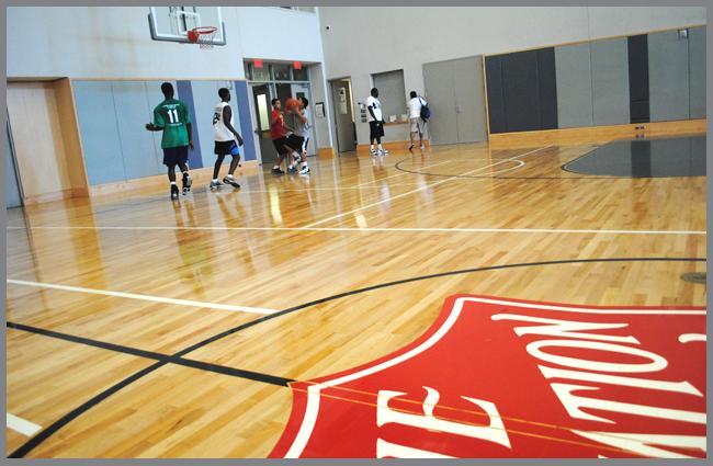 Kroc Center Of Philadelphia Gym3