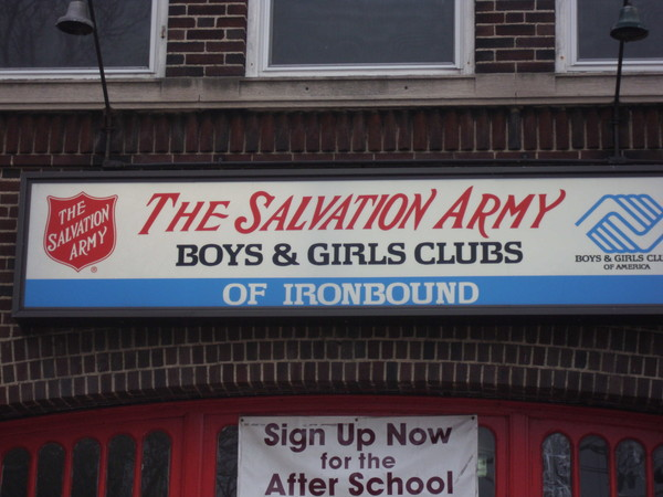 Salvation Army Atlantic City New Jersey