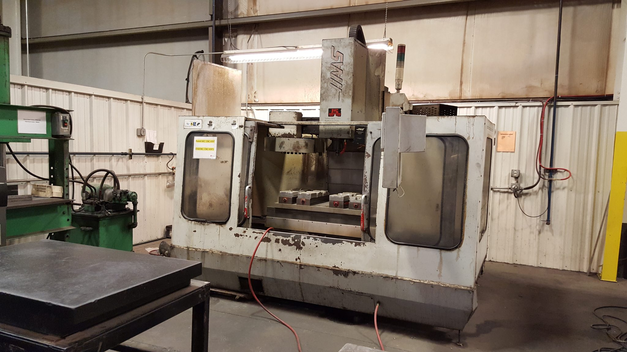 haas cnc machine for sale