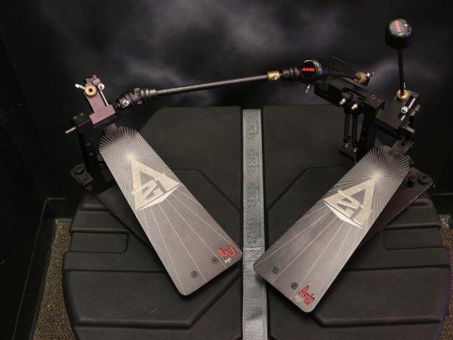 Axis - A21 Laser Double Bass Pedal