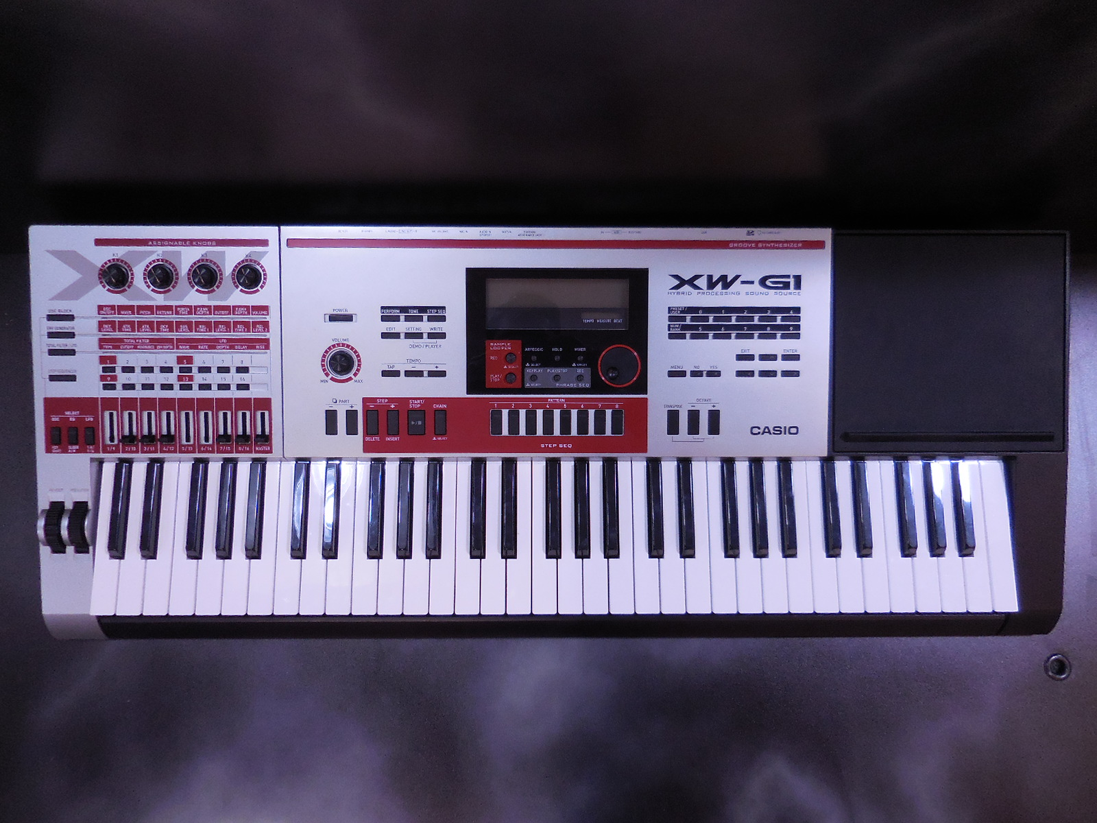 Casio - XW-G1