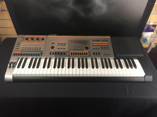 Casio - XW-P1 Hybrid Processing Sound Source